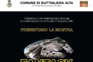"Mostra ""Fantasy & Cartoon"""